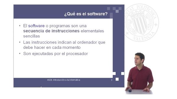 Cuestiones sobre Software
