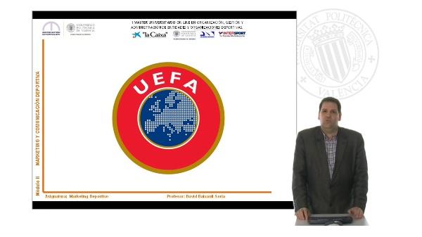 Análisis del caso de la UEFA Champions League