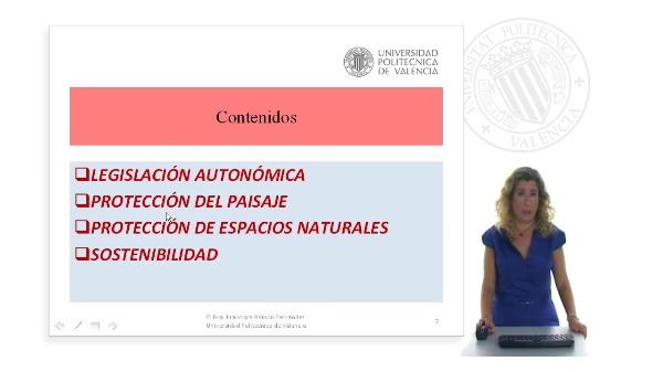 Normativa medioambiental de la Comunidad Valenciana
