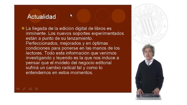 La edición digital. Algunas propuestas para el sector editorial