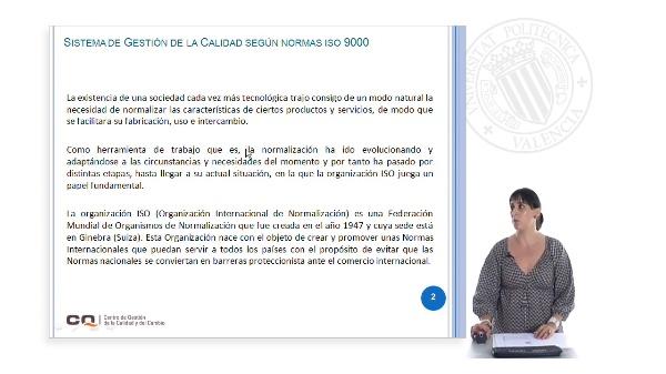 Norma UNE-EN-ISO 9001