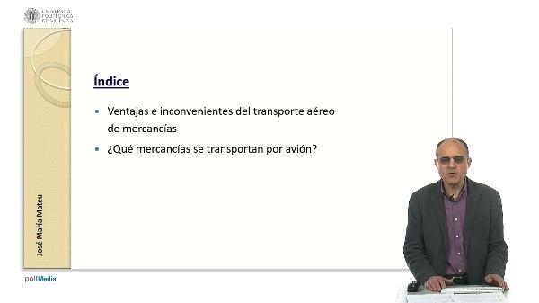 El mercado del transporte aéreo de mercancías