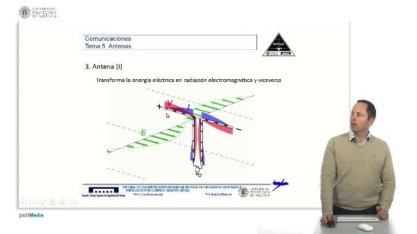 Master RPAS. Asignatura comunicaciones. Antenas