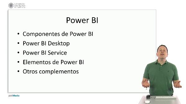 Power BI. Índice módulo 1