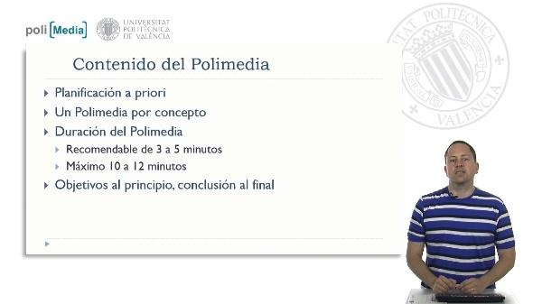 Cómo grabar un Polimedia