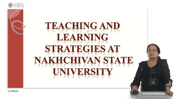 Teaching and Learning Strategies at Nakhchivan State University