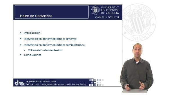 Identificación de Plásticos mediante Calorimetría Diferencial de Barrido (DSC)