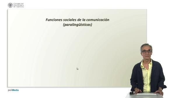 Funciones sociales de la comunicacion