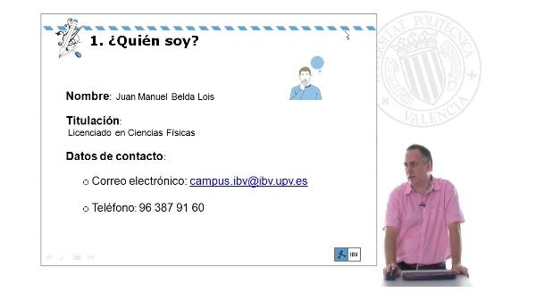 Profesor Juan Manuel Belda Lois