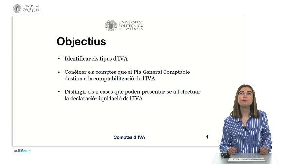 Comptes d'IVA