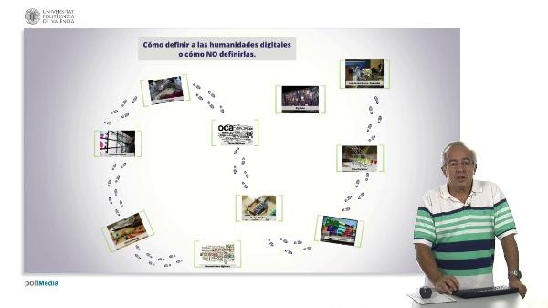 Cómo definir a las humanidades digitales o cómo no definirlas
