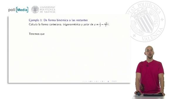 Números Complejos: Formas de Expresión