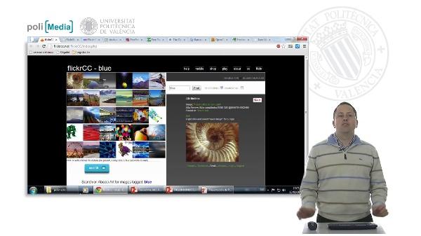 Buscando contenido libre: Imágenes (II)