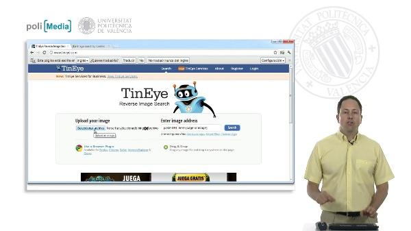 Buscar en Internet. Otras aplicaciones para buscar imágenes