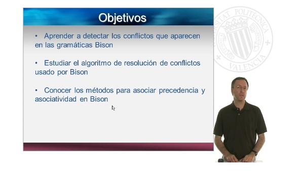 Resolución de conflictos en Bison