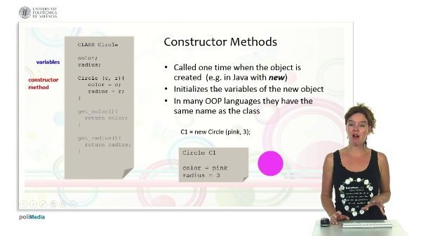 Objects and data structures: methods