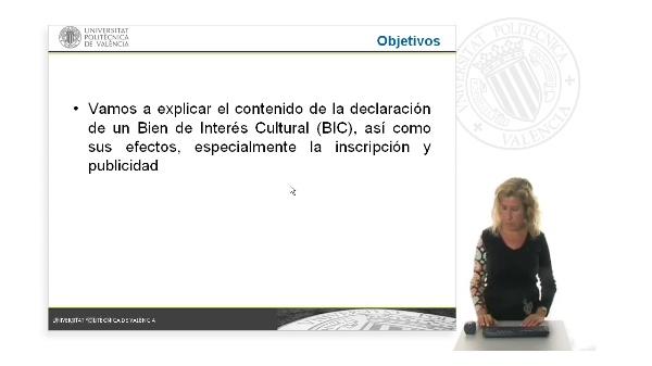 El contenido de la declaración de un Bien de Interés Cultural (BIC) y sus efectos