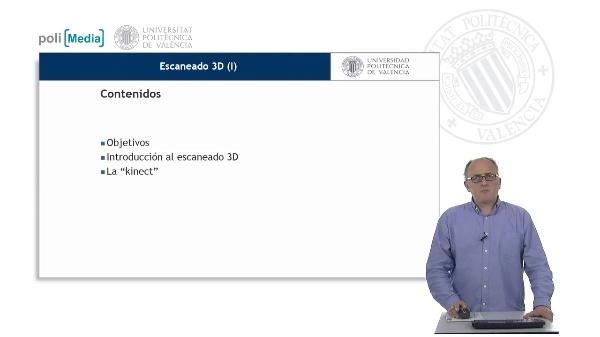 Escaneado 3D (I)
