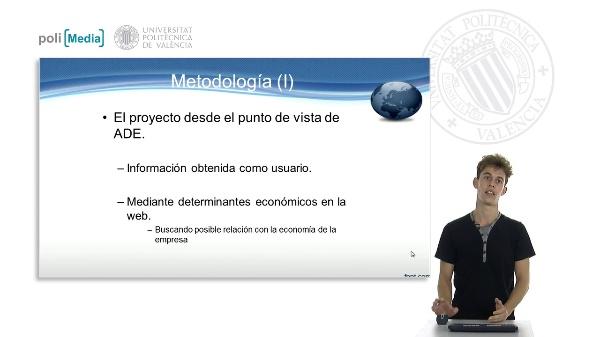 Análisis de indicadores económicos mediante la web (ii)