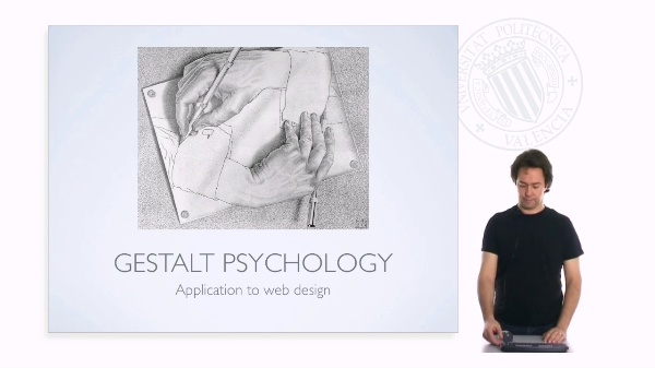Web Design: an introduction to Gestalt perception principles applied to web design