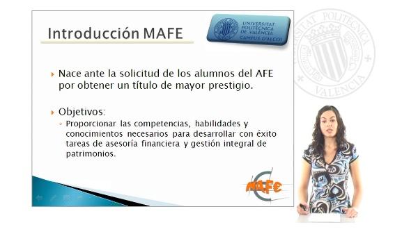 Presentación MAFE (ampliación).