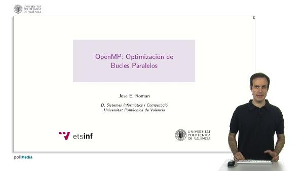 OpenMP: Optimizacion de Bucles Paralelos