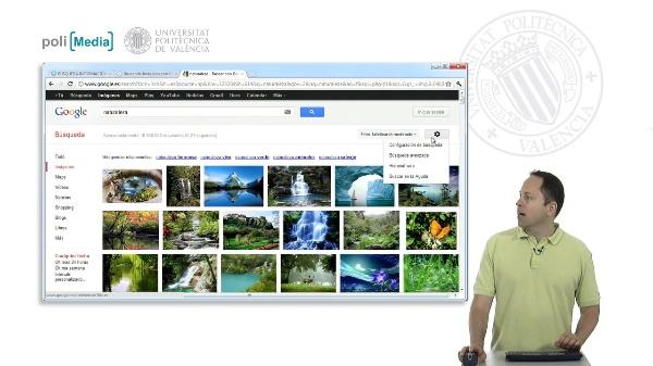 Búsqueda avanzada de imágenes con Google