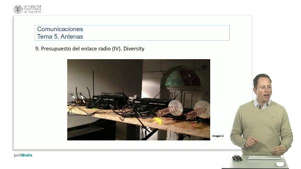 Introducción a las radiocomunicaciones. Diversity