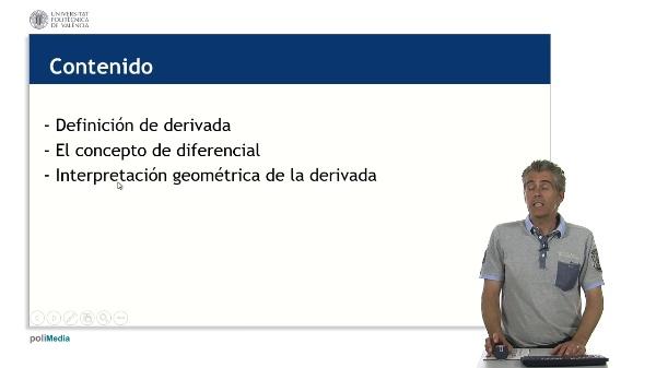 Interpretacion de la derivada