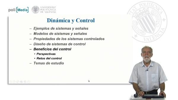 Beneficios del control. Perspectivas. Retos del control