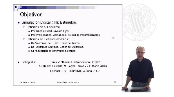 Prontuario de OrCAD. PSpiceA/D: Simulación Digital ( III)