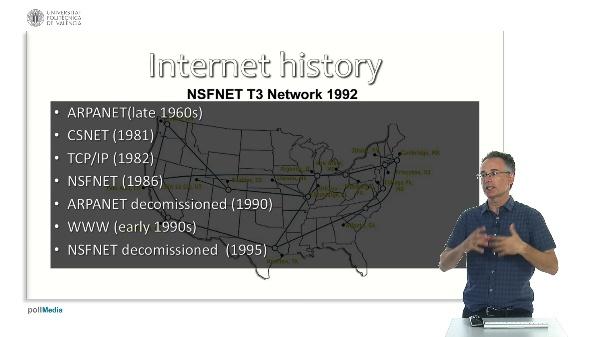 Internet y navegadores web. Historia de Internet