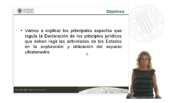 Declaración de los principios jurídicos que deben regir las actividades de los Estados en la exploración y utilización del espacio ultraterrestre