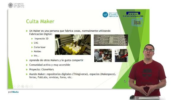 DYOR: Fabricación digital por impresión 3D