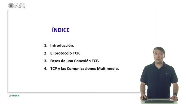 Introducción al protocolo TCP
