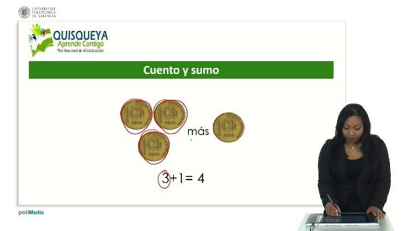 Quisqueya Aprende Contigo. Matemáticas. Unidad 1. Tema 1 (II)