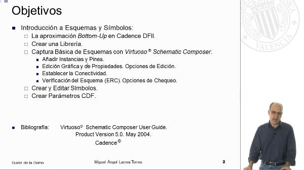 Fundamentos VLSI con Cadence DFII: Introducción a Esquemas y Símbolos