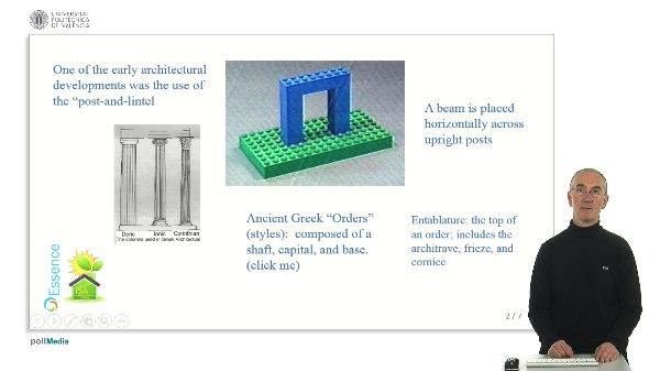 Architectural subsystems