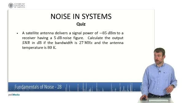 Caracteristicas fundamentales del ruido VIII