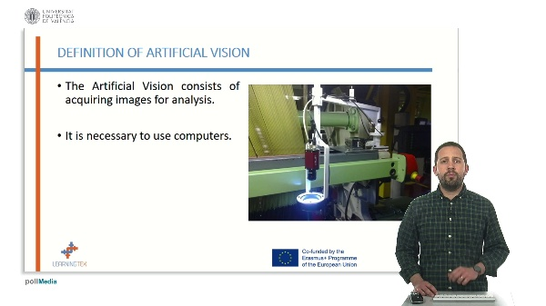 Artificial vision introduction and definition