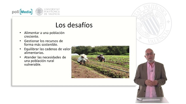 Retos de la agricultura y la alimentación en el siglo XXI
