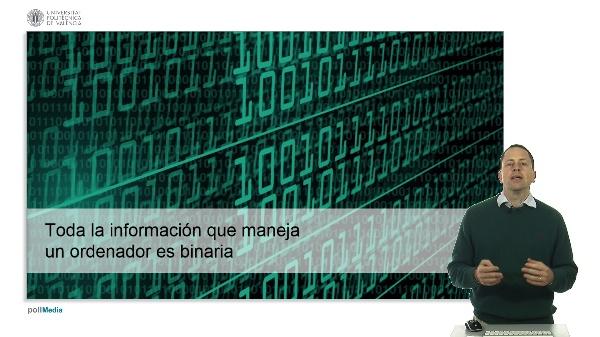 El ordenador  y sus componentes. Tipos de datos