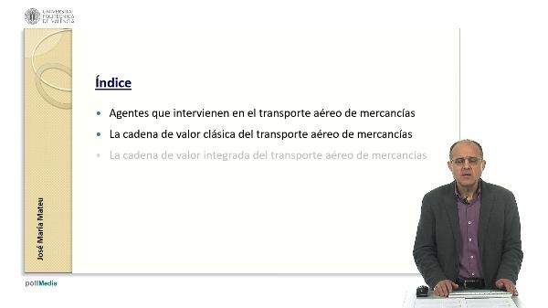 Aspectos estratégicos del transporte aéreo de mercancías