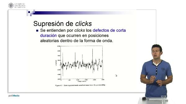 Supresion de clicks