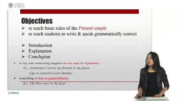 English Grammar. Present Simple