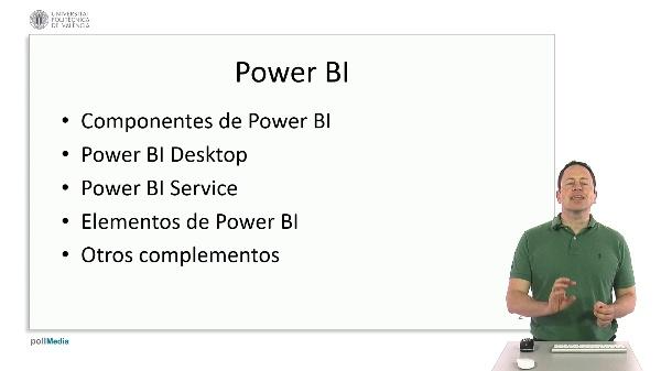 MOOC Power BI. Resumen módulo 1