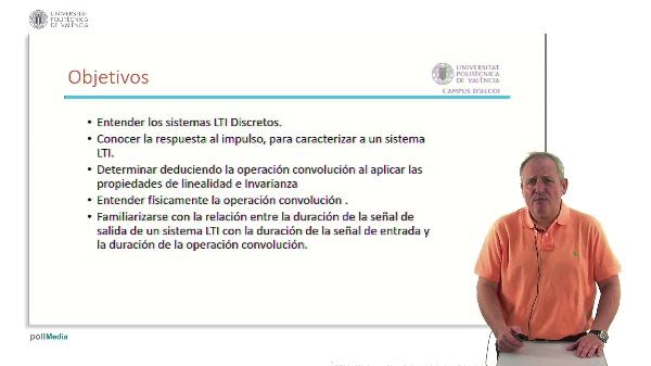 Sistema LTI Discretos: Respuesta al impulso h[n]. La convolución
