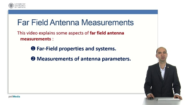 Introduction to Far Field Antenna Measurements