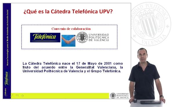Actividades de la cátedra telefonica 2009 - Completo