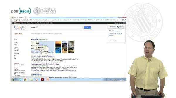 Buscar en Internet. Uso avanzado del navegador